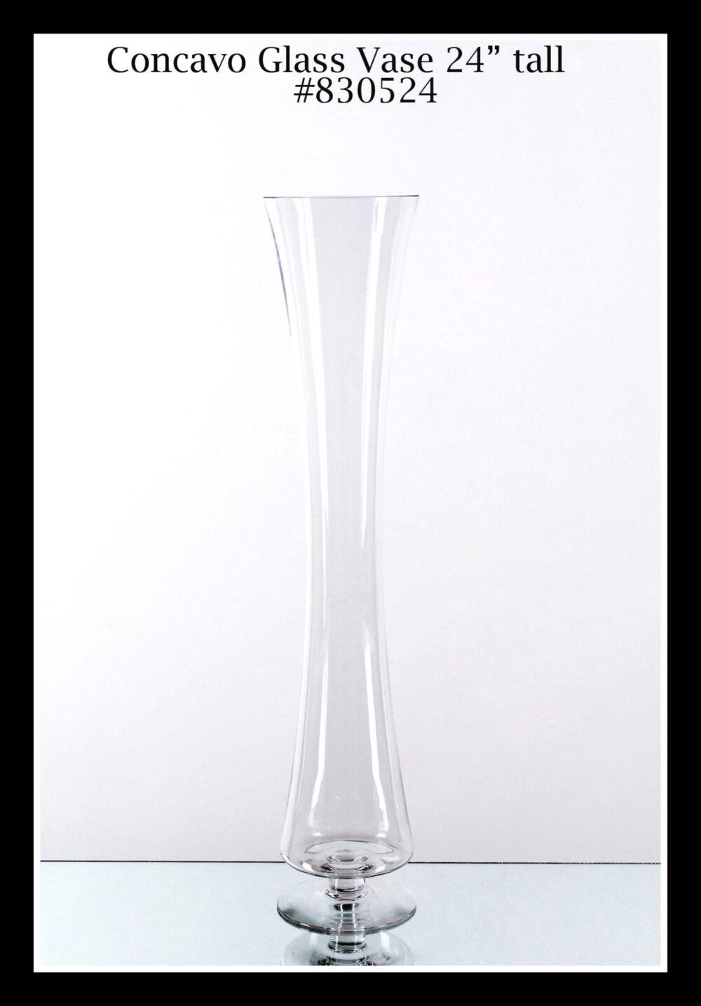 glass vase # 830524