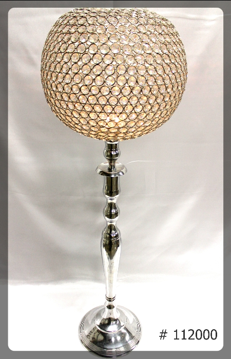 crystal-ball-centerpiece-on-silver-base-38-inch-112000