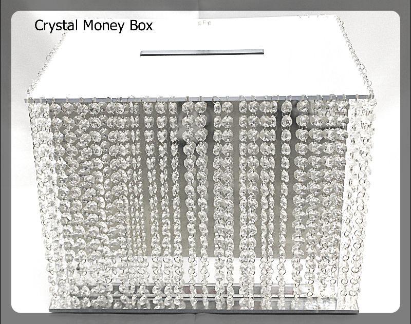 money boxes crystal. Toronto, Ontario, Canada.