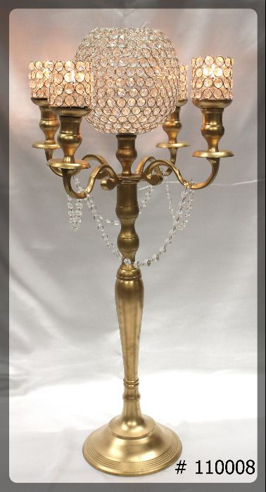 gold-candelabra-with-crystal-globe-8-inch-4-crystal-votives-and-tear-drops