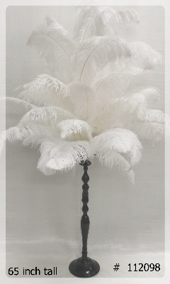 ostrich-feather-centerpiece-with-black-metal-base-65-inch-tall-112098