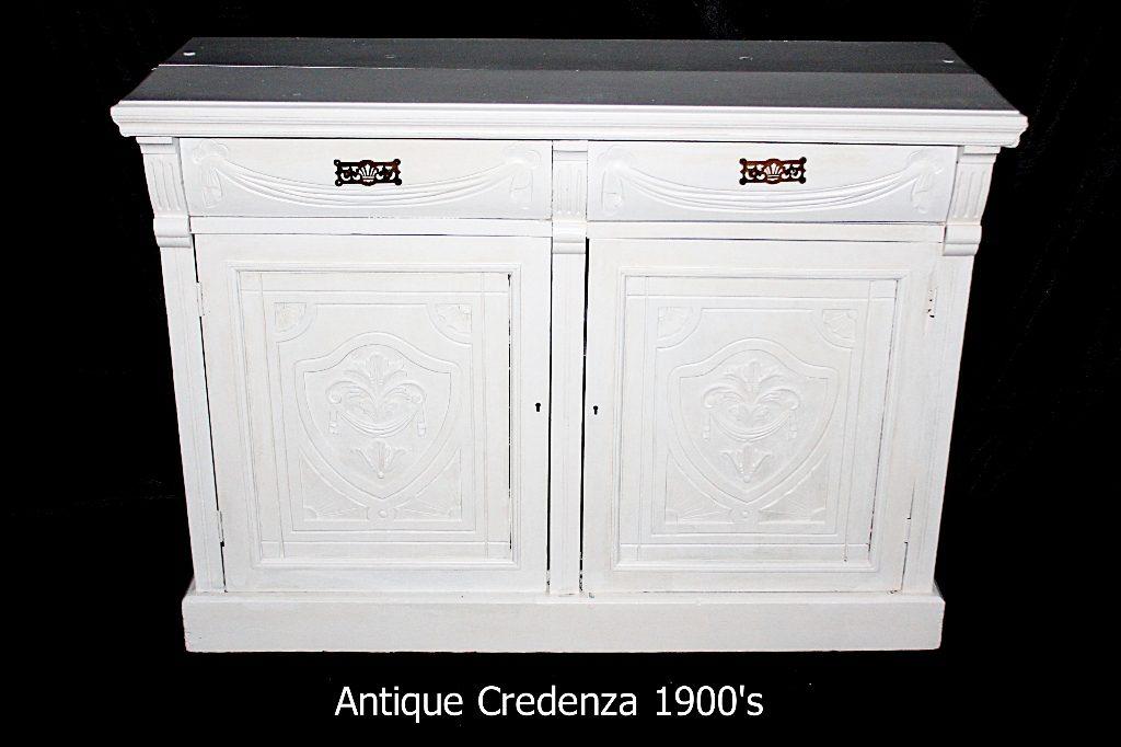 Antique Credenza 1900's furniture rental