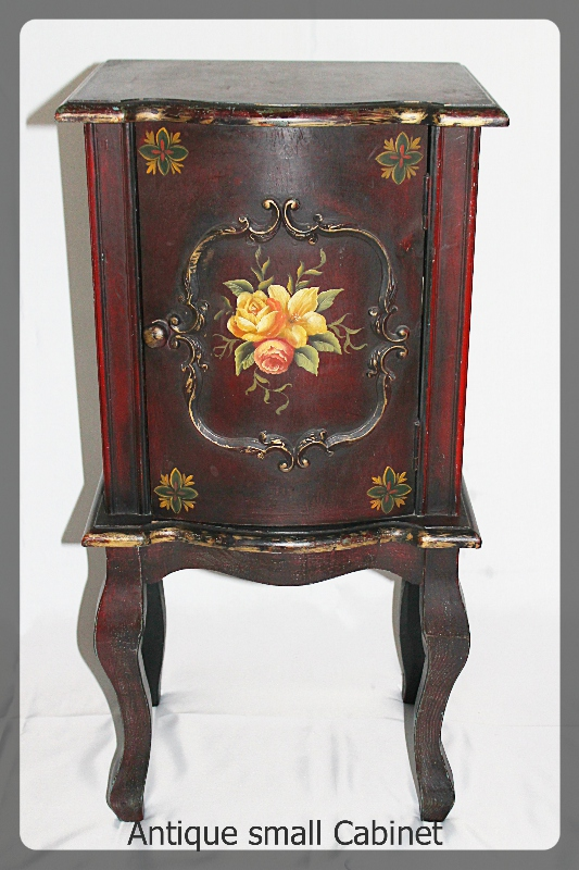 Antique Small Cabinet furniture rental
