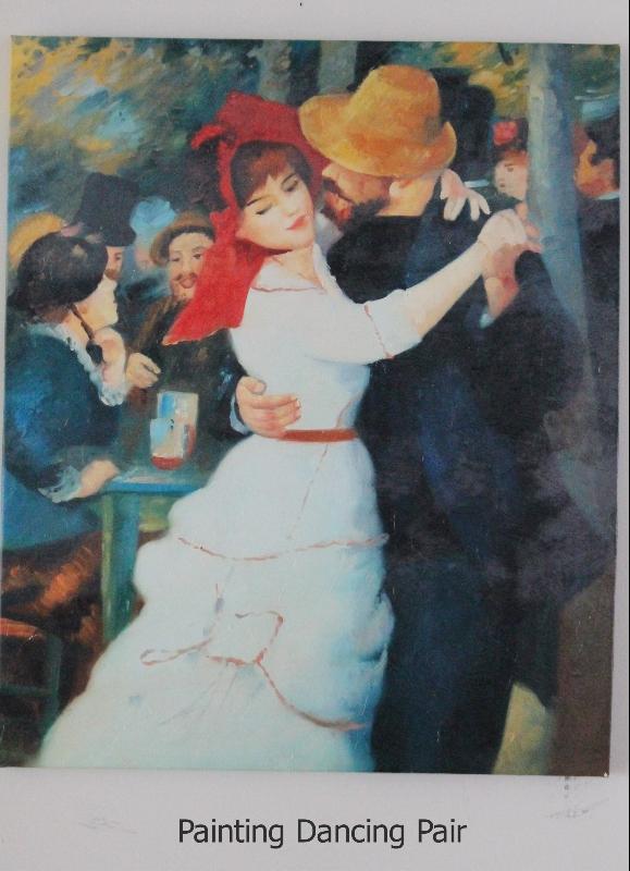Painting Dancing Pair