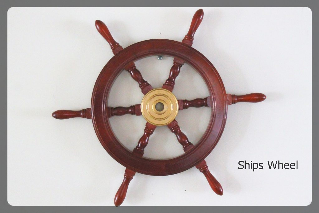 Ships Wheel furniture rental
