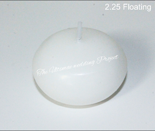 2.25 Floating Candle
