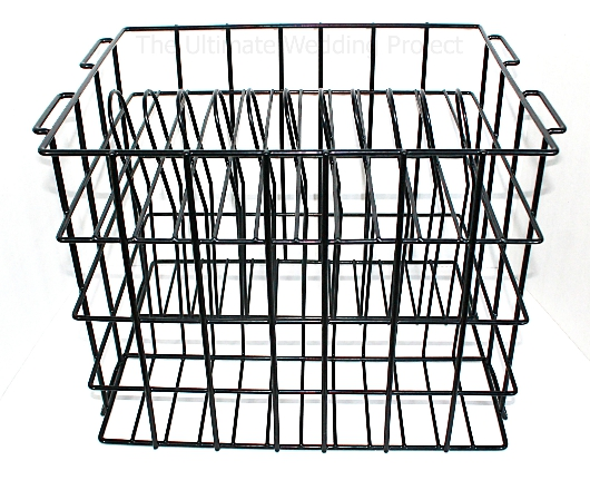 stackable charger plate racks