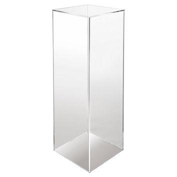 clear pedestal ghost