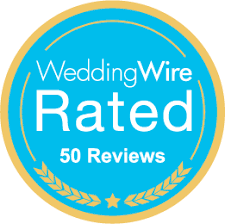 wedding rentals reviews badge The Ultimate Wedding Project