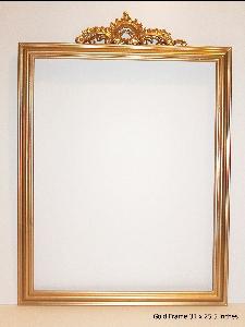 Gold Frame size 31x25.5