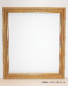 Gold Frame size 32.5x28.5
