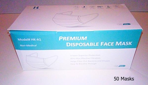Face masks Canada